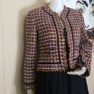 CHADWICK'S TWEED BLAZER JACKET 4P